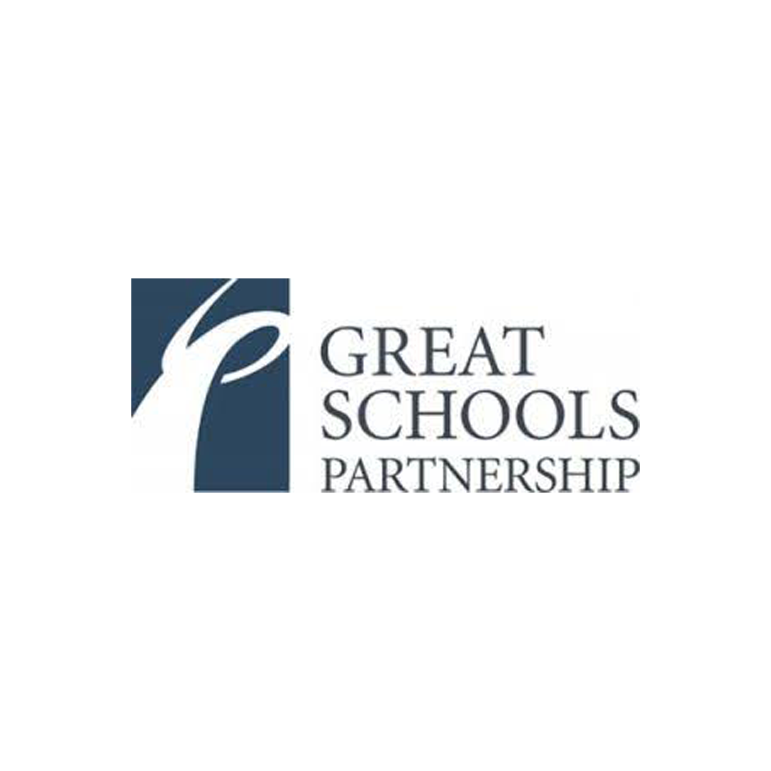 Great Schools Partnership logo on a white background