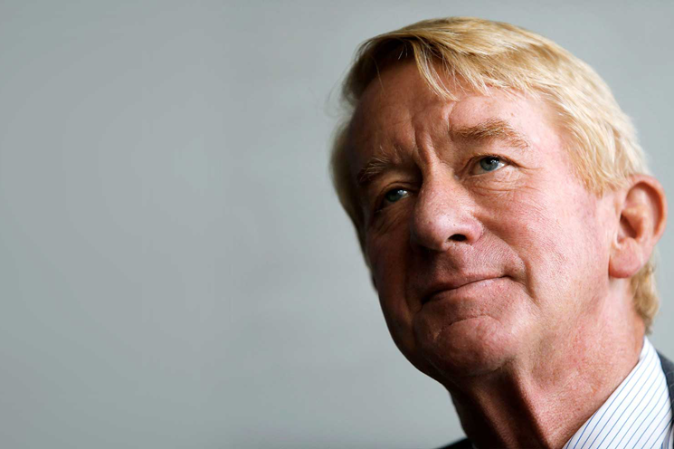 Photo of candidate for U.S. President, Bill Weld.