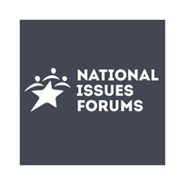 Logo for the National Issues Forums