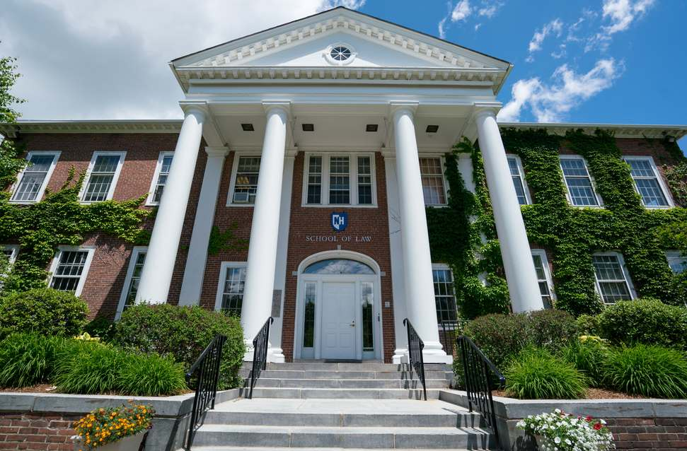 Image of UNH Law.