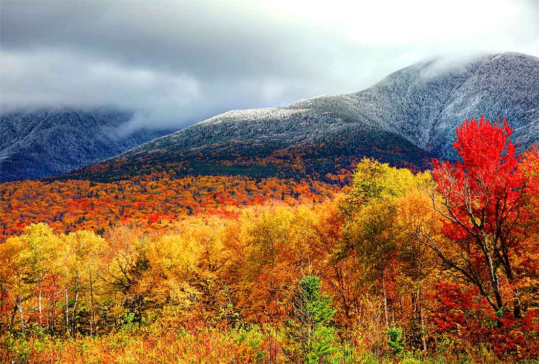 Photo of Mount Washington.