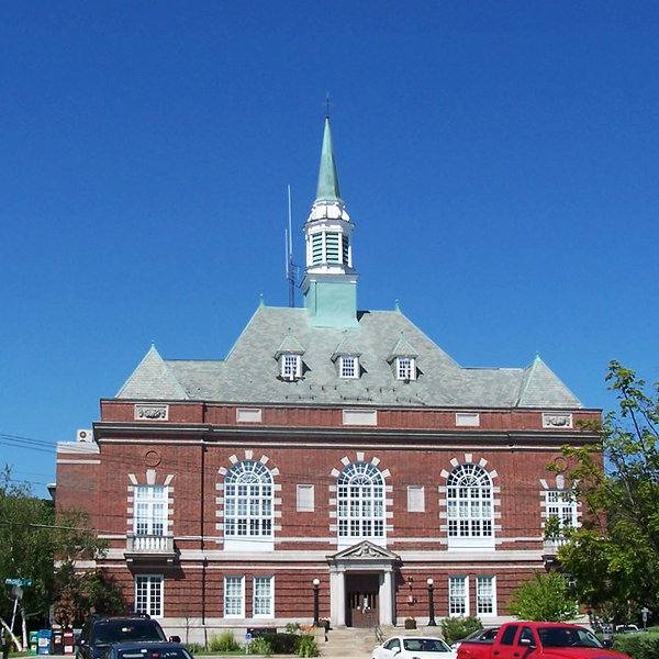Photo of Concord City Hall