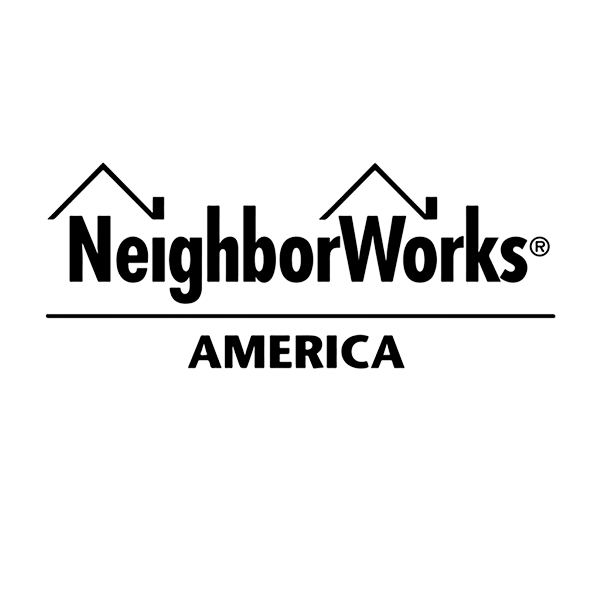 NeighborWorks logo with transparent background