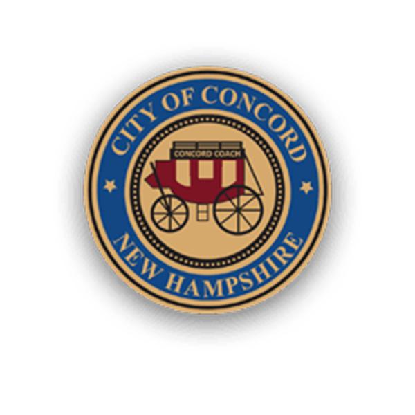 City of Concord logo on partnership webpage