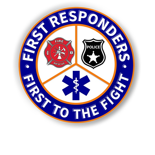 The logo for the First Responders Education Award available from the Carsey School of Public Policy