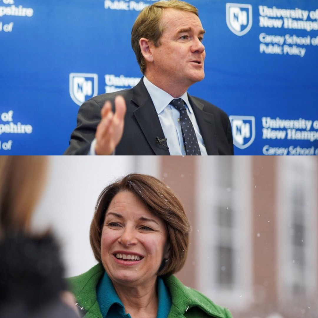 Two presidential primary speakers who spoke at the carsey school