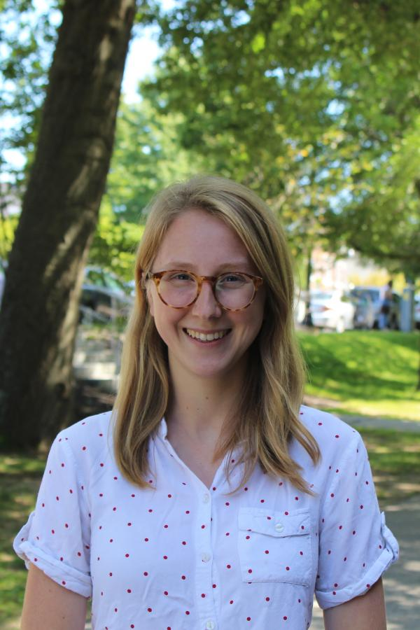 Carsey School MPP Student Elizabeth Schwaner
