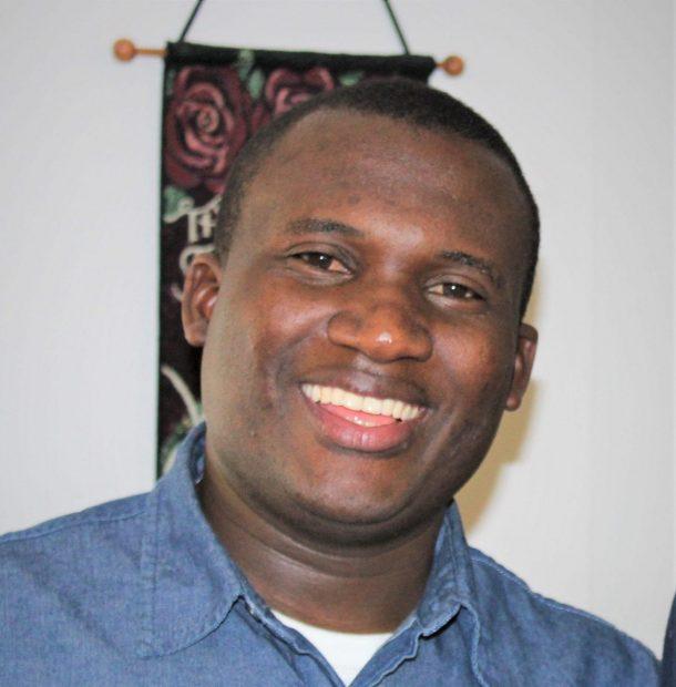 MCD Student Jean Damascene Hakuzimana
