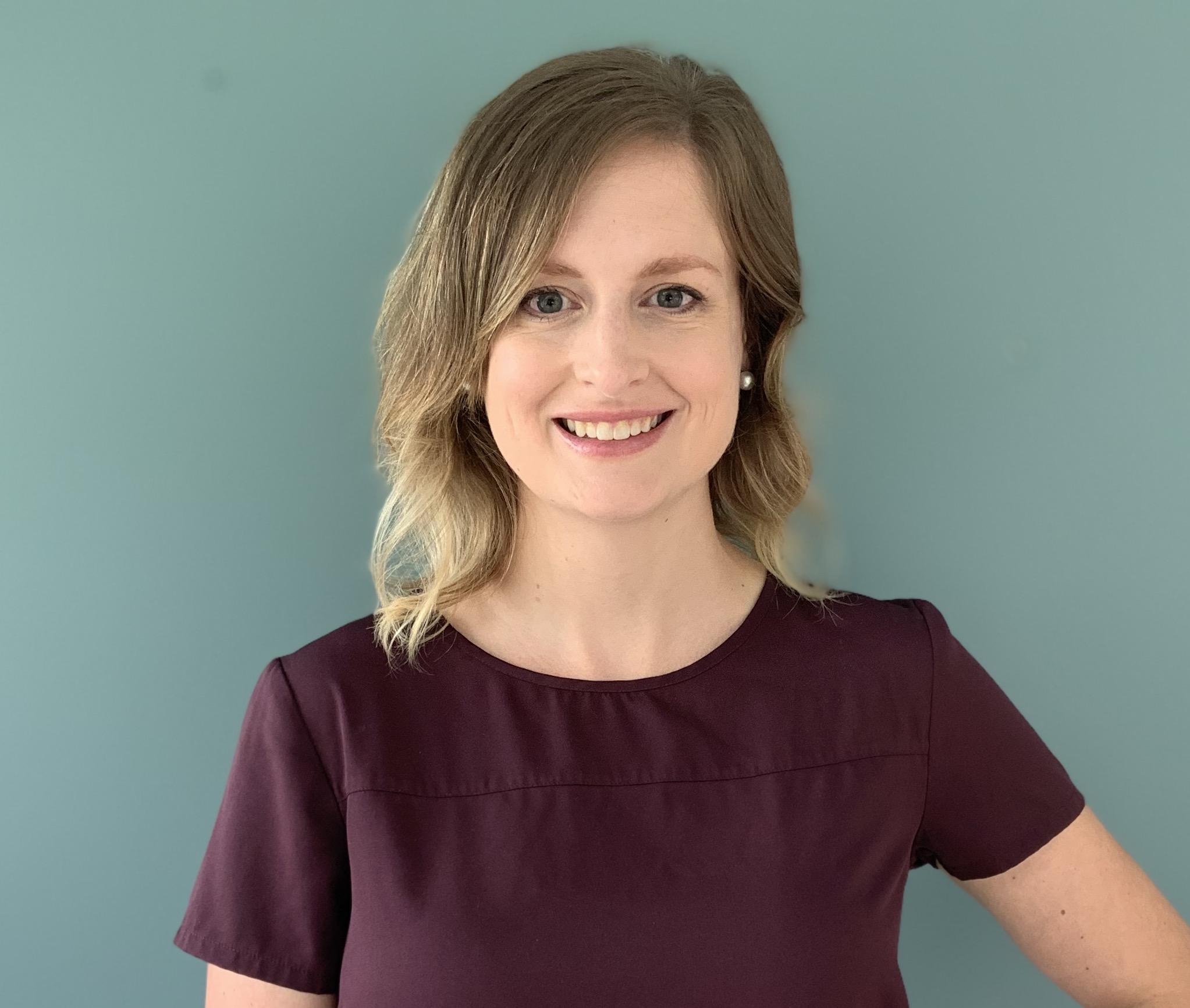 MPA Student Juliet Webber