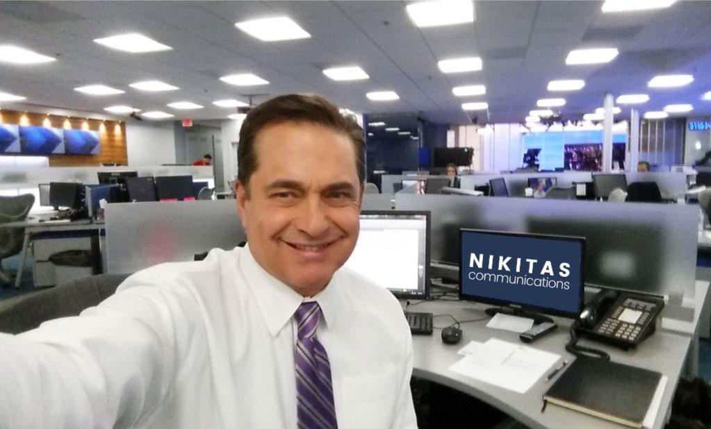 Headshot of Mike Nikitas, Carsey School Faculty member