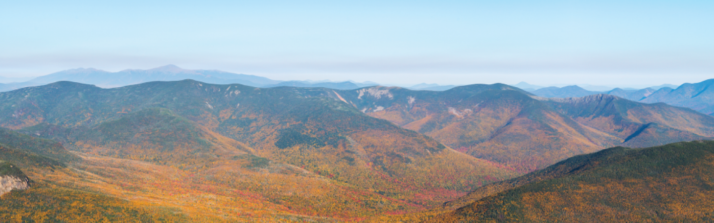 Image of NH Mountain Range