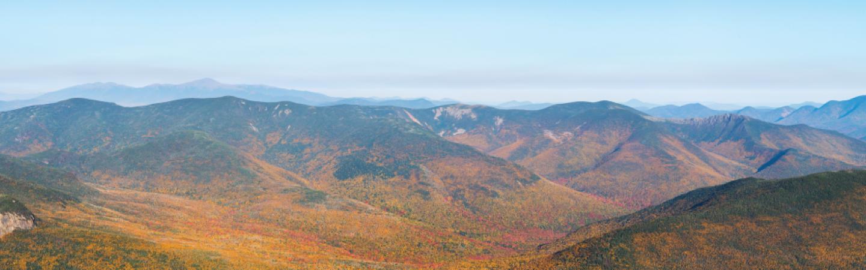 Image of NH Mountain Range
