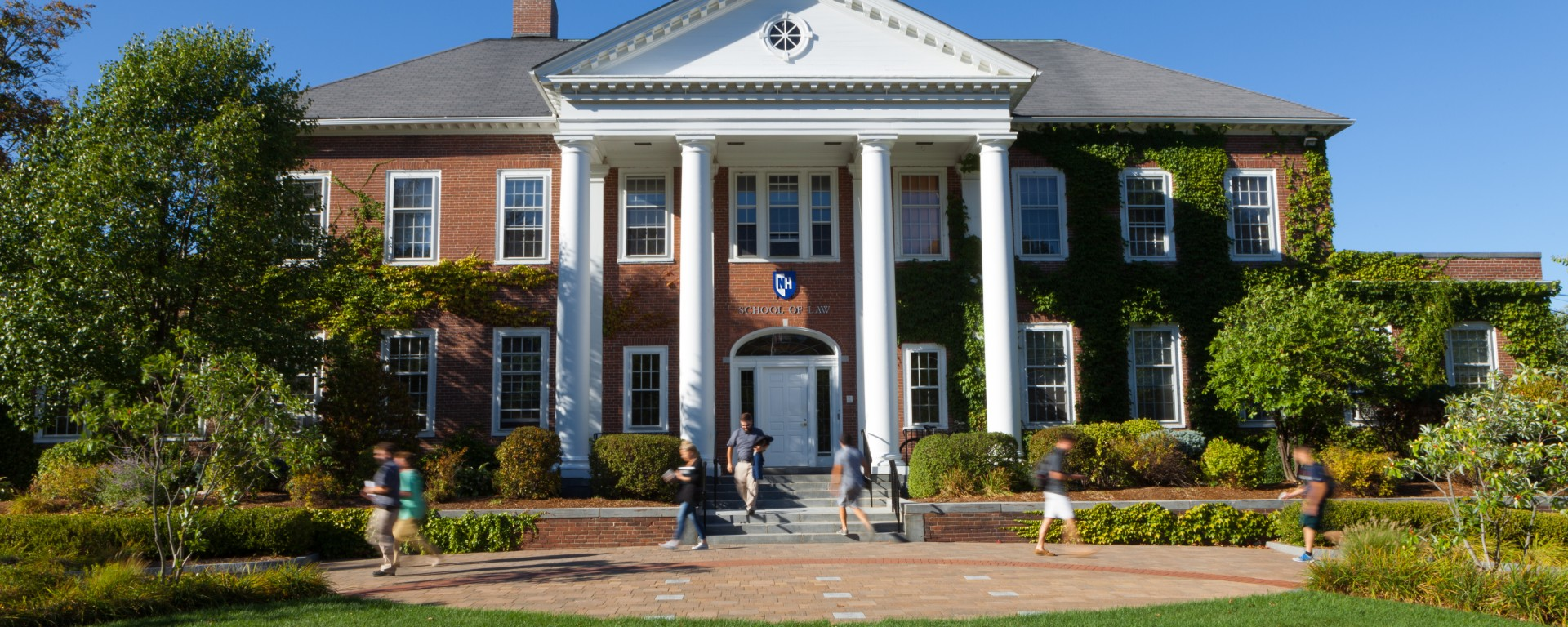 Image of UNH Law Building, mpp, public policy, dual degree, master in public policy