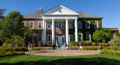 Image of UNH Law Building