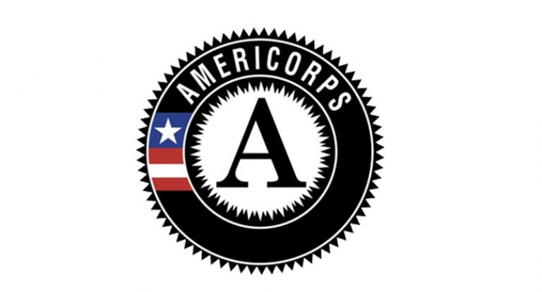 AmeriCorps spotlight logo