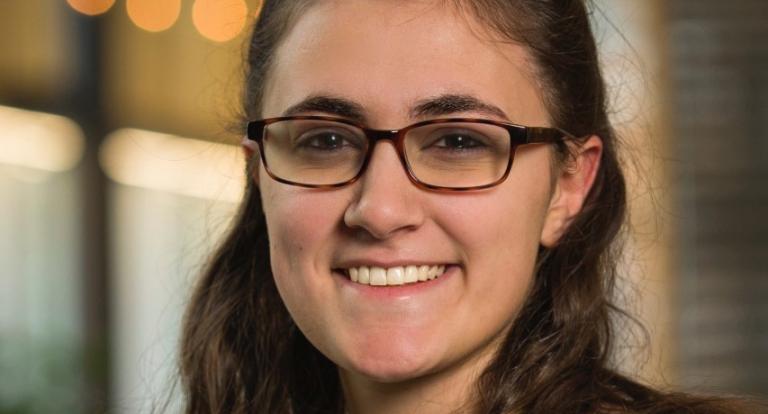 MCD Student Christina Scenna
