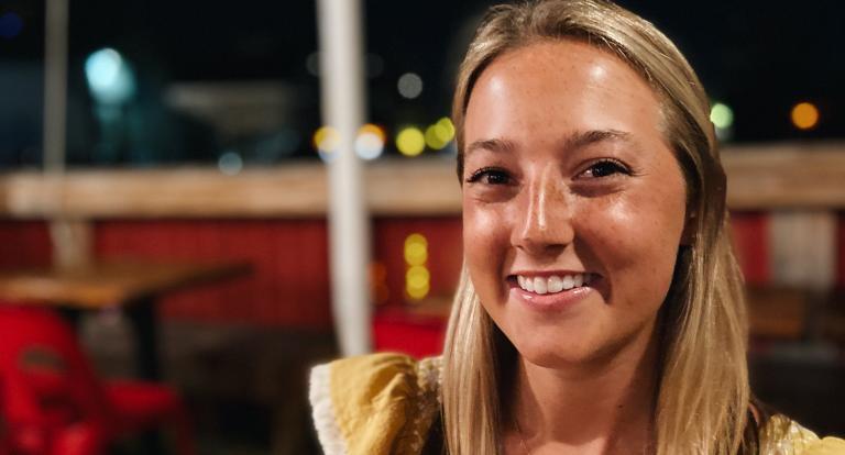 MPP Student Ellie Masson