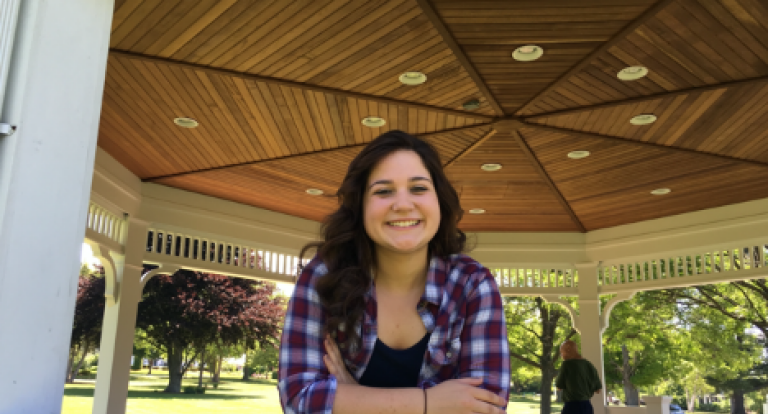 MPP Student Faith Thompson