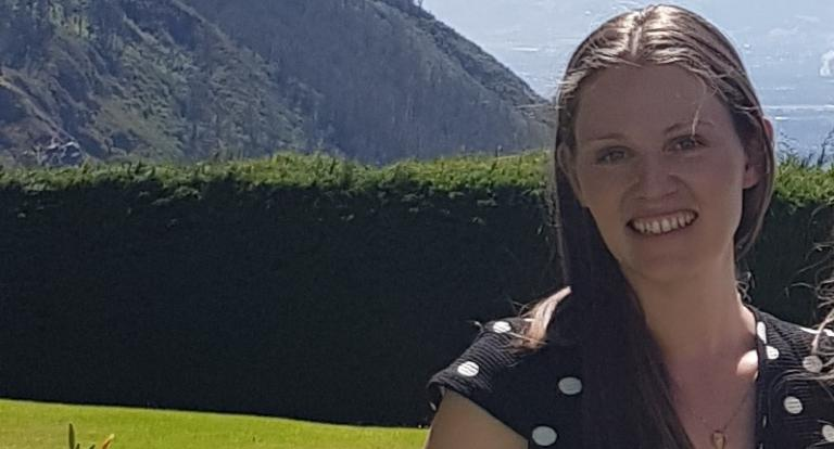 Carsey School MPA Student Jessica Gifford