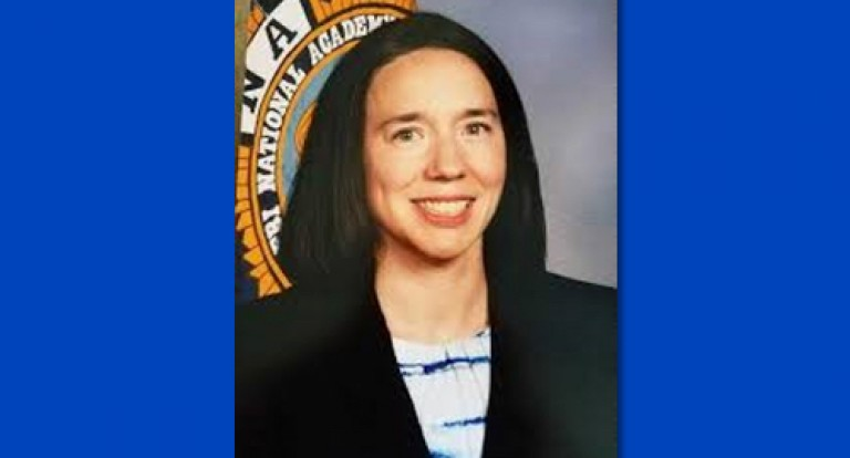 Photo of MPA graduate Kathryn Mone