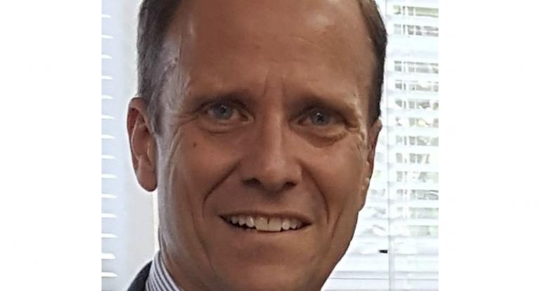 Headshot of Paul Dann, MPA Professor at the Carsey School