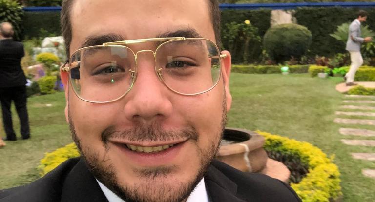 Carsey School MCD Student Victor Balaguer Datiz