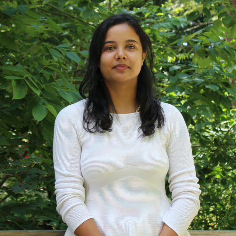 Jiedine Phanbuh, master in public policy graduate
