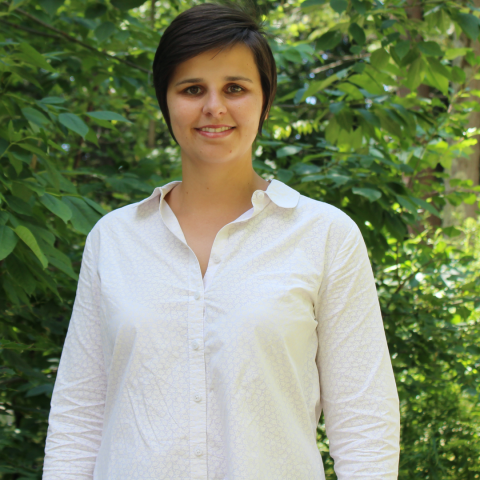Julia Vieira, Master in Public Policy graduate