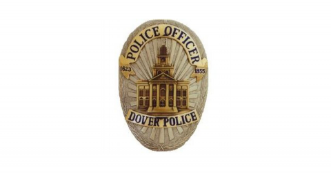 Image of the Dover, NH, Police Department shield