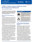 cover of child care brief