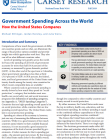 cover of government spending brief