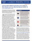 cover of conservative media consumers brief
