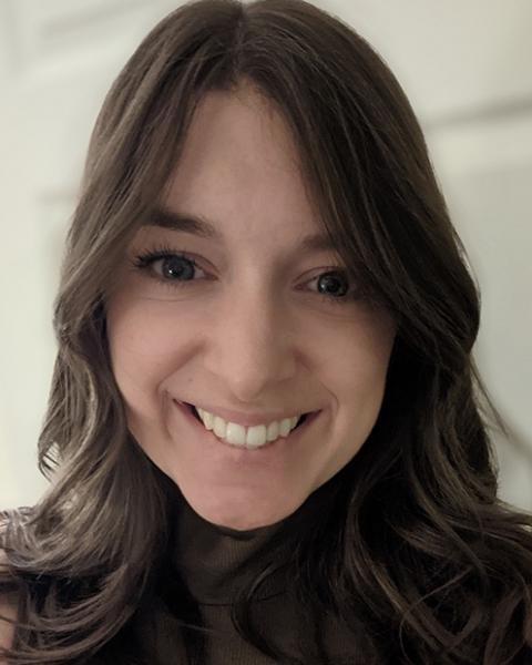 A photograph of Stephanie McNally, a Fellow with NH Listens