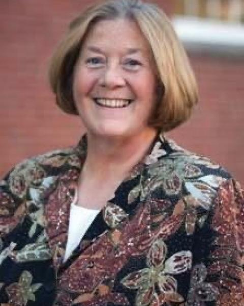 Photo of Ginger Hobbs Lever, a Master of Public Administration instructor at the Carsey School