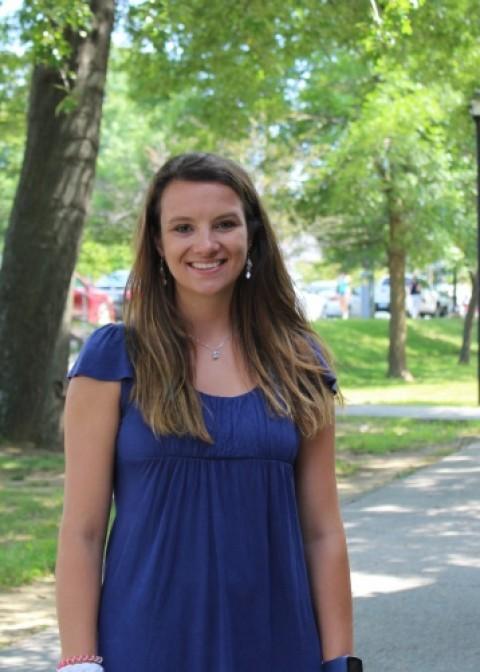 Photo of Carsey student Sarah Nadeau '19.