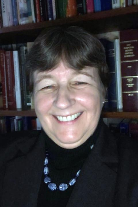 A photo of Terry Knowles, a faculty member at the Carsey School of Public Policy