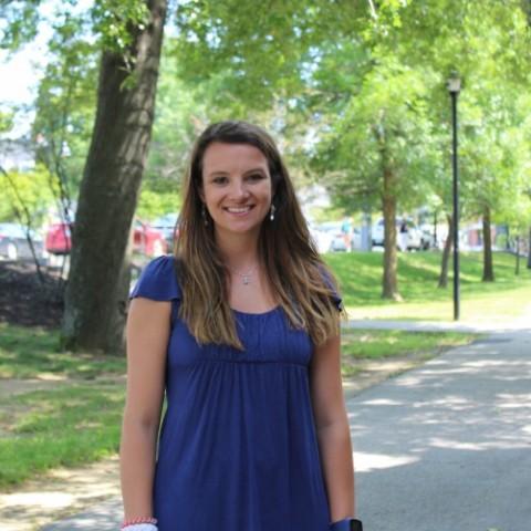Photo of Sarah Nadeau, MPP student.