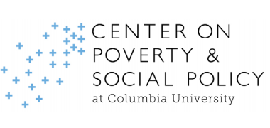 Image of Logo for center on Poverty & Social Policy at Columbia University