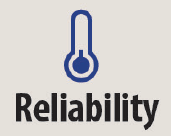 Icon of reliability