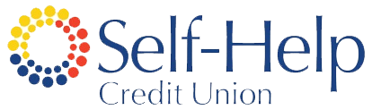 Logo for the Self-Help Credit Union.