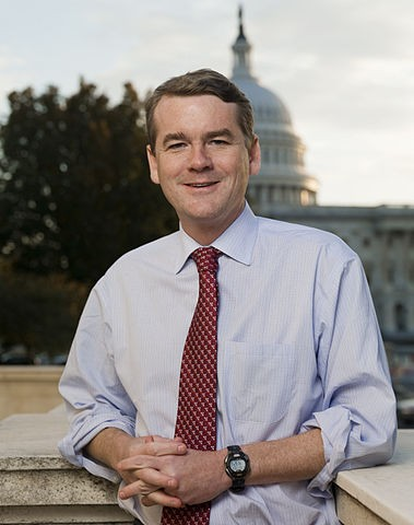 Sen. Michael Bennet, speaker at the Carsey School.