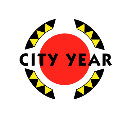 City Year logo, small, with transparent back