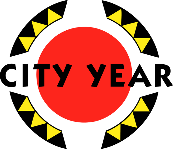 City Year logo with a transparent back