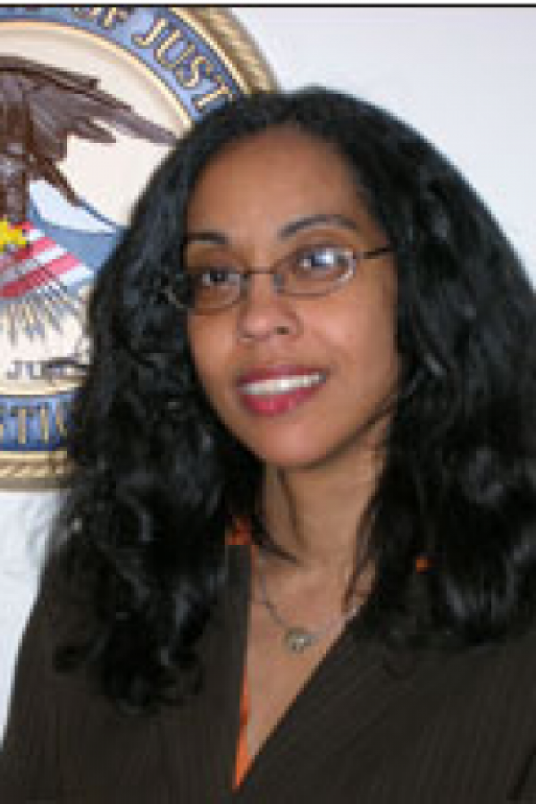 Denise Viera, Senior Advisor with the U.S. Department of Justice