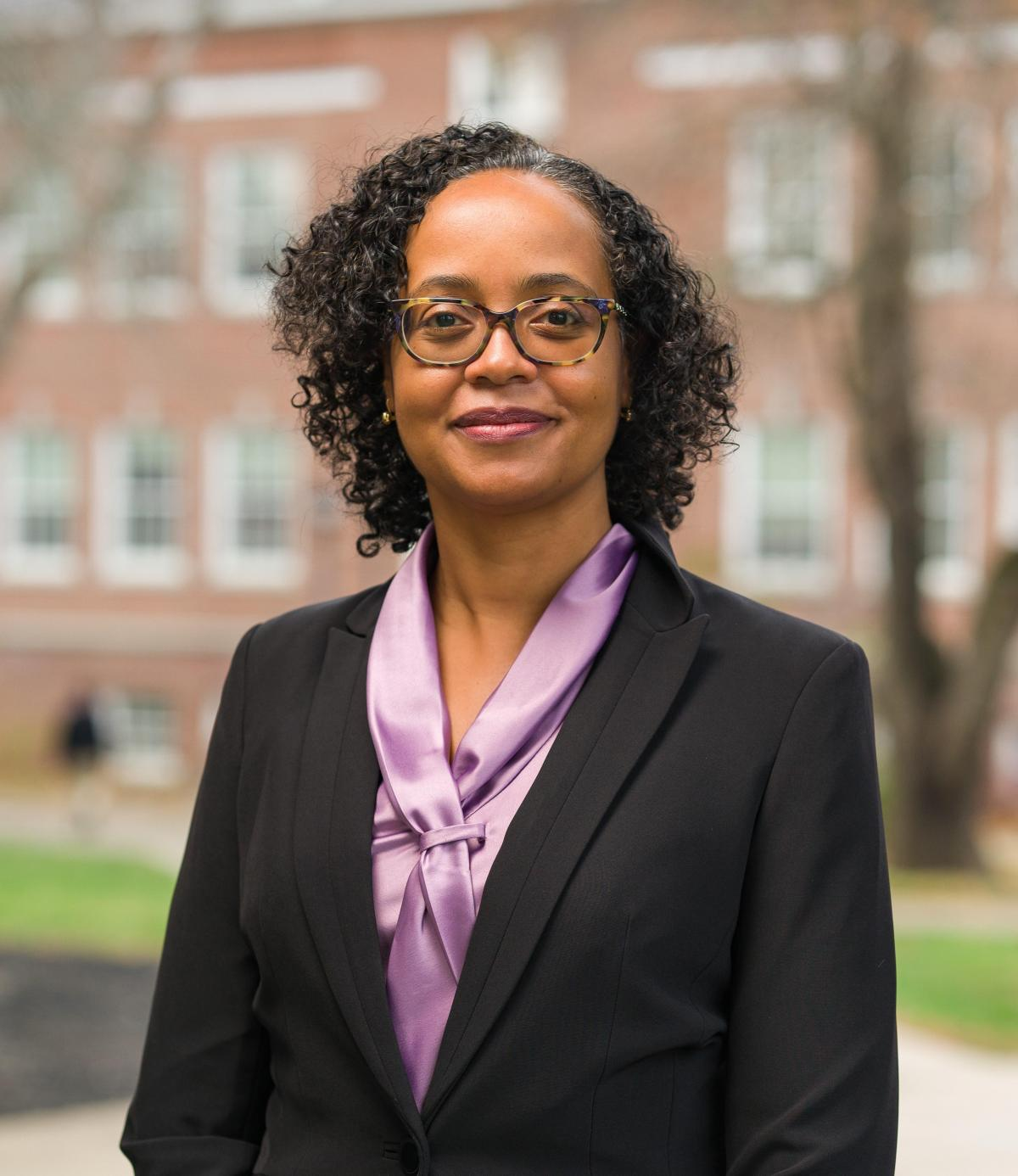 Dr. Nadine Petty, UNH Chief Diversity Officer