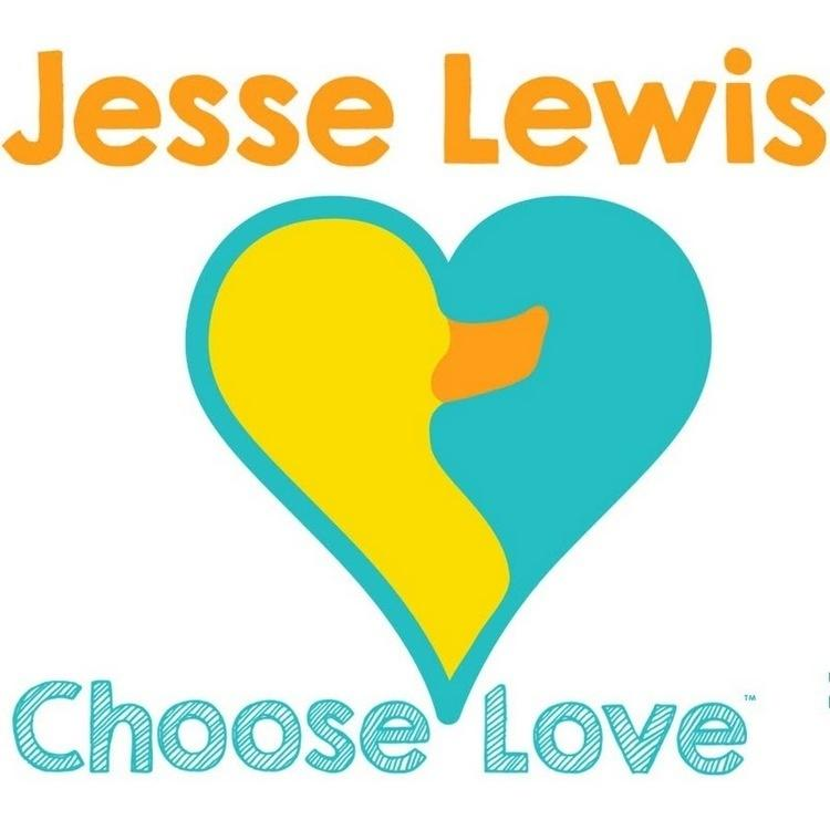 Logo for the Jesse Lewis Choose Love Movement